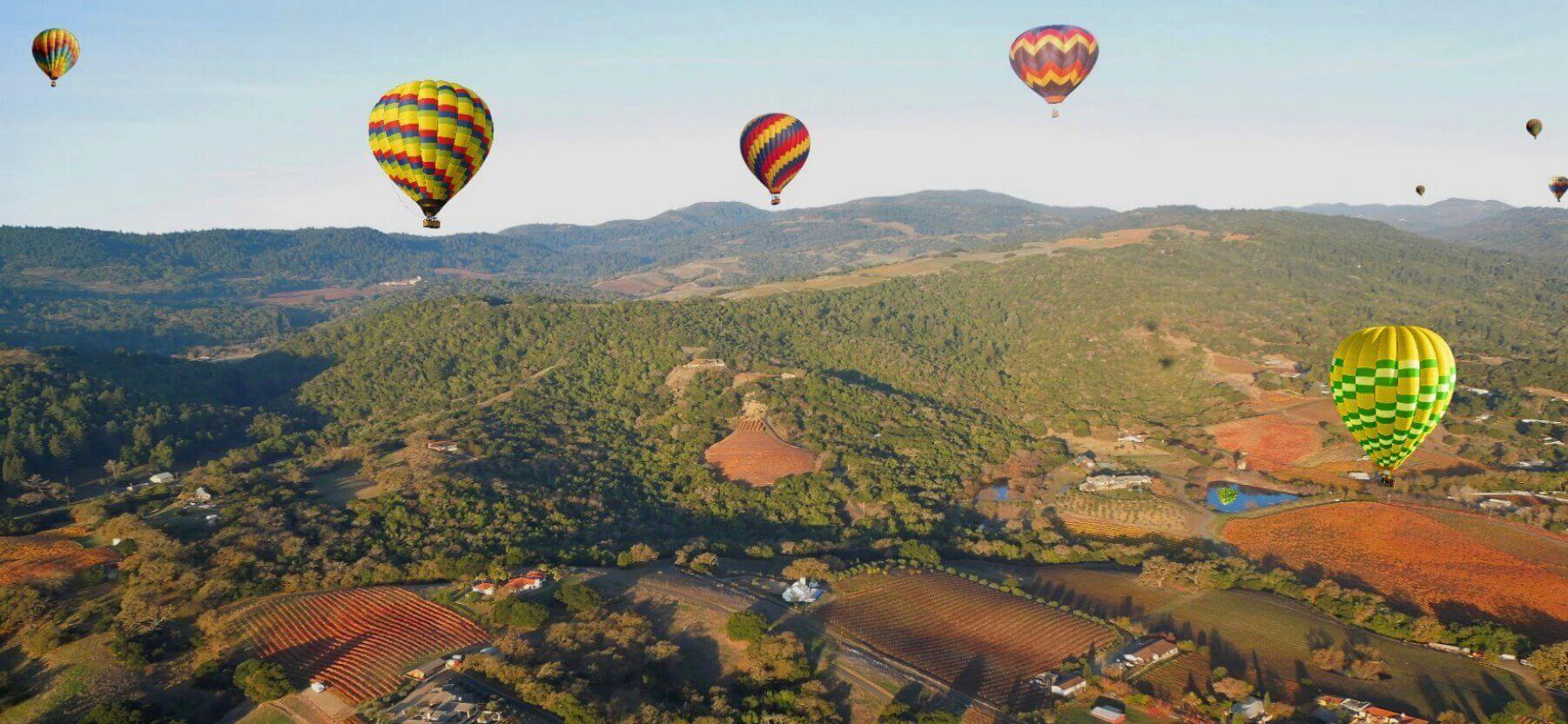 Thrilling-Hot-Air-Balloon-Rides-Over-Napa-Valley