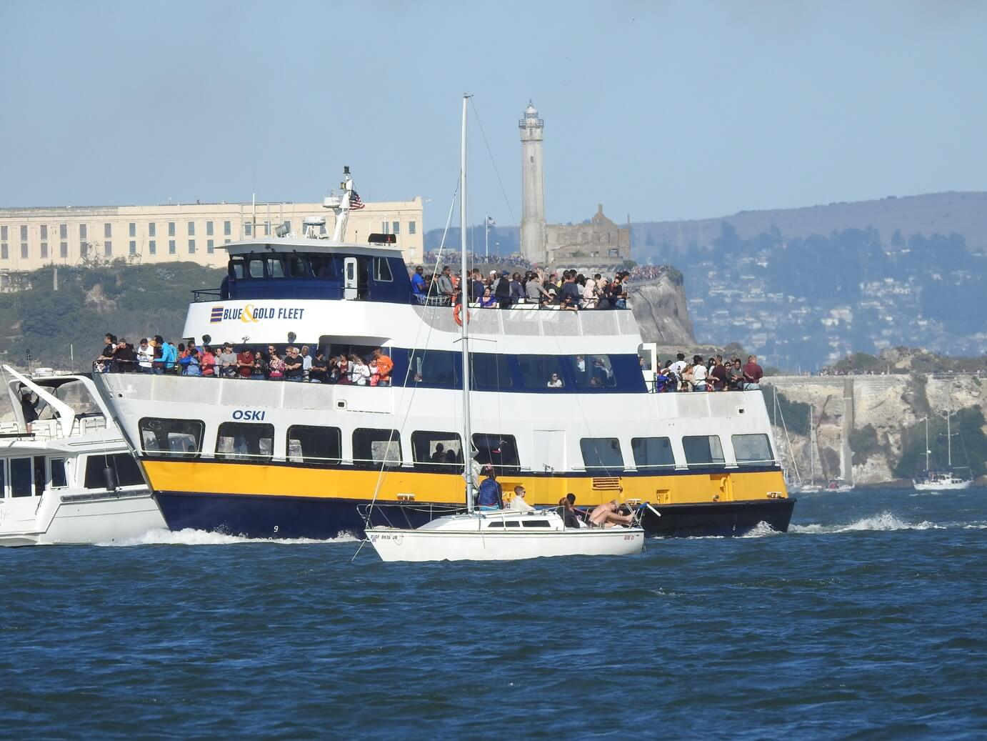 Muir Woods and Sausalito with Ferry and Alcatraz Night Tour.JPG